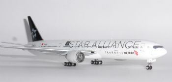 Boeing 777-300 Air China Star Alliance Livery Phoenix Metal Model Scale 1:400  E